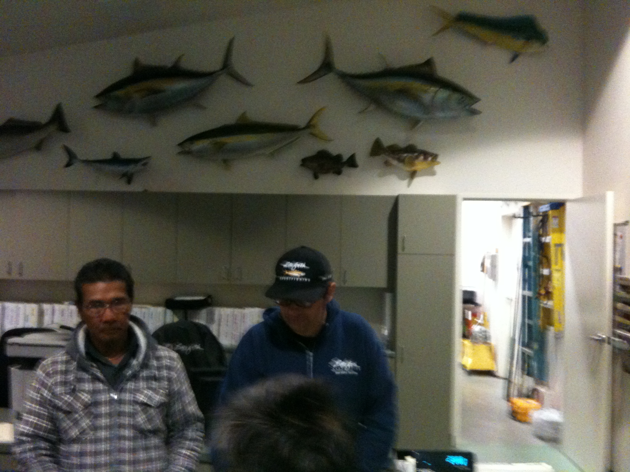 Socalsalty trip report rough day in sd for Seaforth fish report