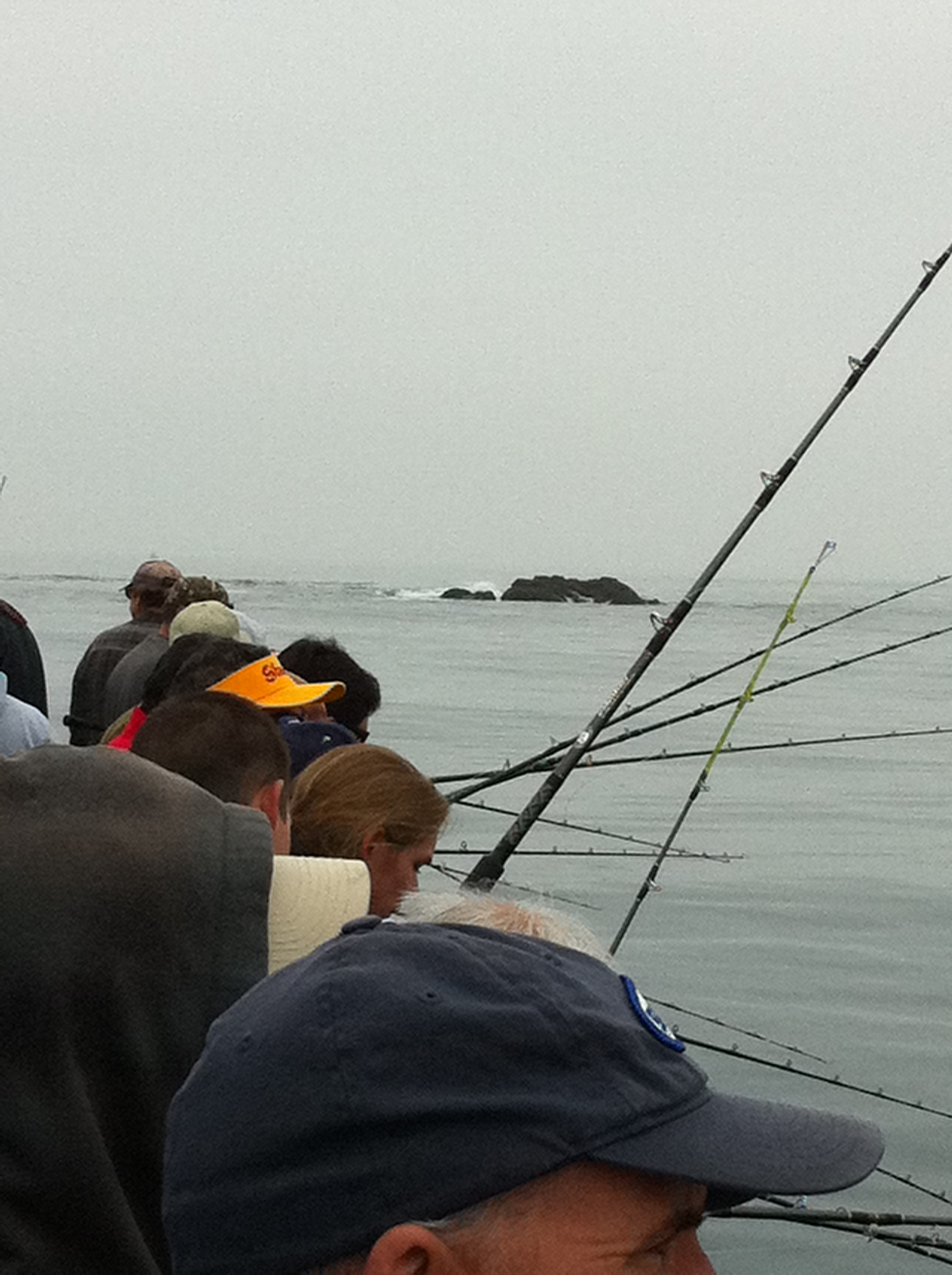 Socalsalty trip report redondo special day in pics for Rocky point fishing charters