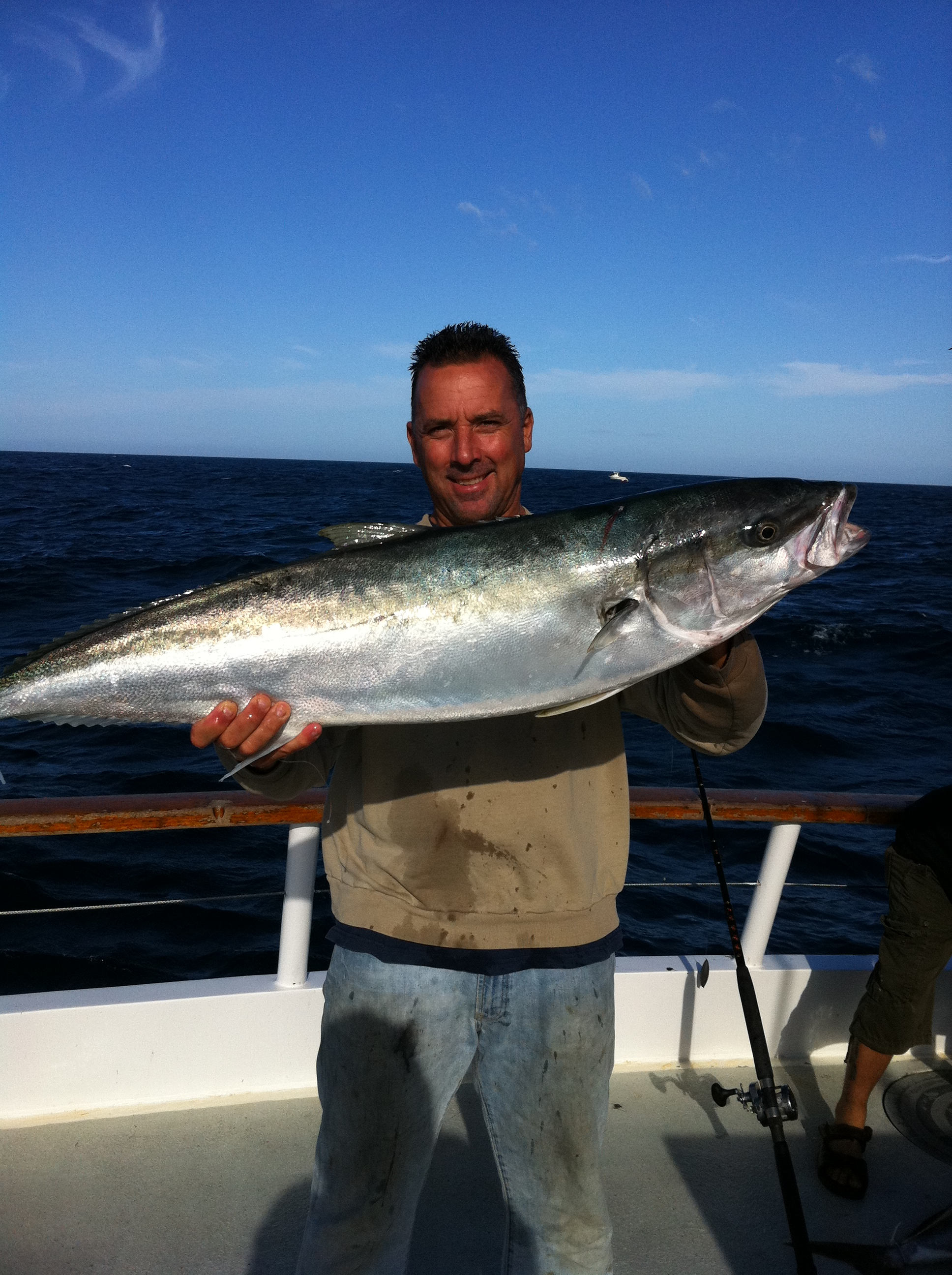 Socalsalty trip report am new seaforth for Seaforth landing fish report